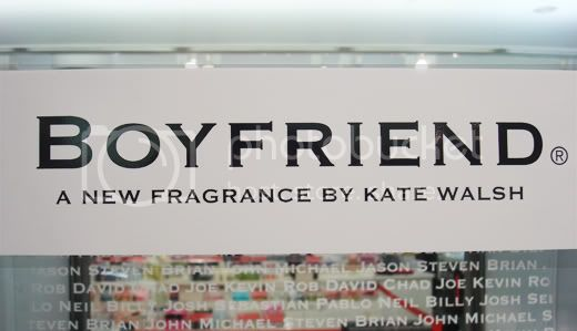 Kate Walsh Boyfriend Fragrance