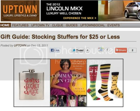 Uptown Magazine-Stocking Stuffer Gift Guide