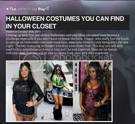 Halloween costumes you can find in your closet