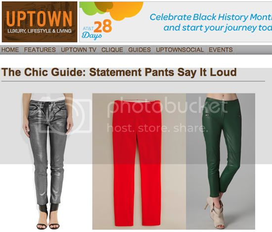 uptown magazine-statement pants
